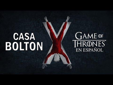 Casa Bolton   Game of Thrones en español