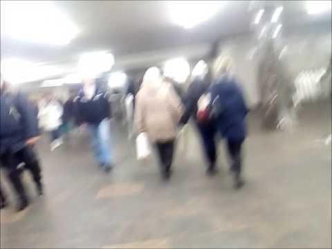 Переход со станции метро Киевская (филёвская линия) на станцию метро Киевская (кольцевая линия)