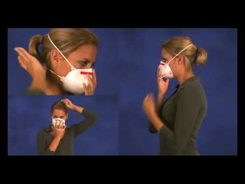 How To Perform A User Seal Check With An N95 Respirator