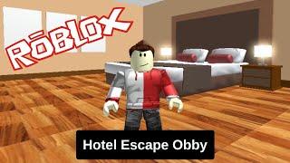 Roblox - Hotel Escape Obby - Alexander Bosko