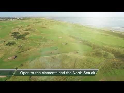Golf Aberdeen - Kings Links Golf Course