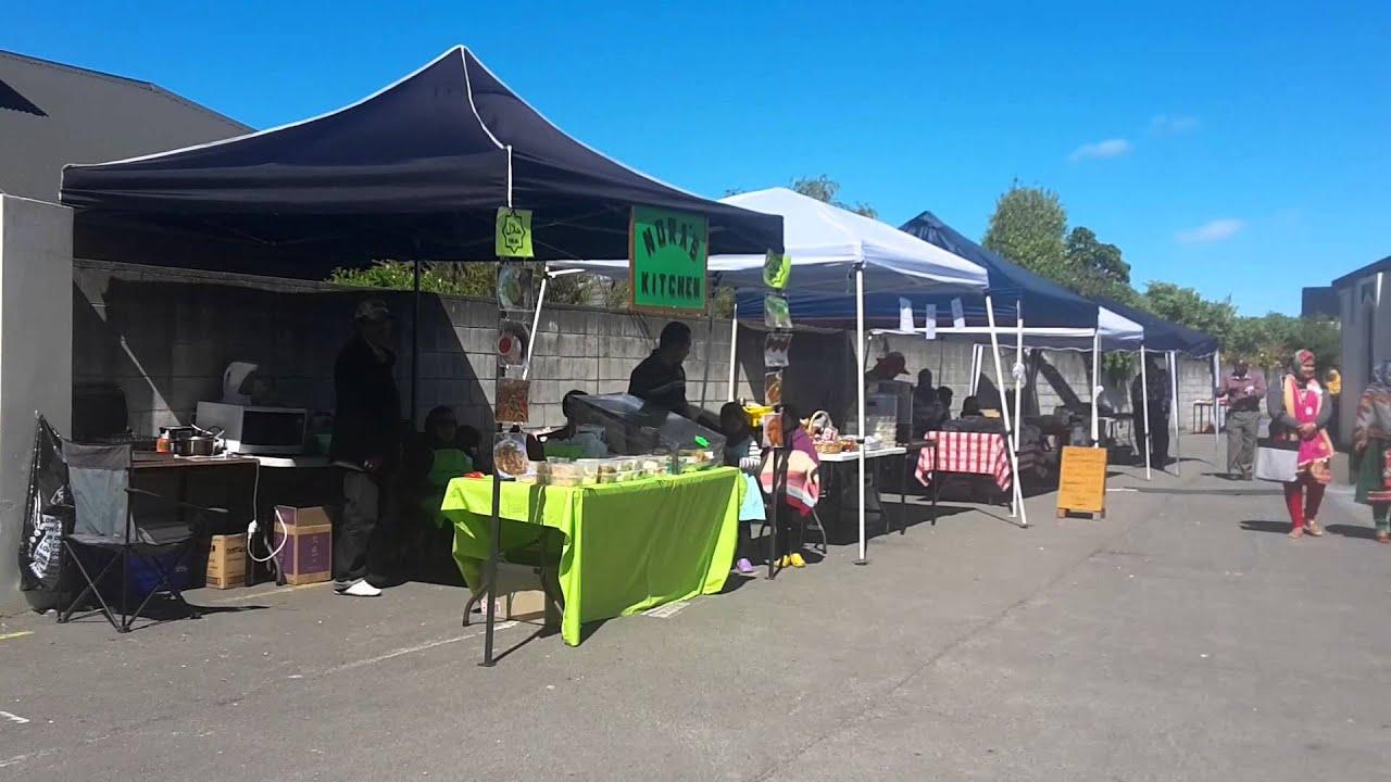 Masjid Christchurch Image: Masjid Al Noor Christchurch Food Festival 2015