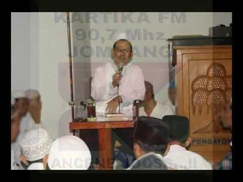 (06 des 2014)  KH NUR HADI ATAU MBAH BOLONG LIVE LAPAS JOMBANG