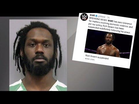 Breaking News: Rich Swann ARRESTED & SUSPENDED By WWE
