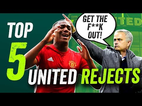 Manchester United transfers: Martial, Fellaini + more NEED to go!?