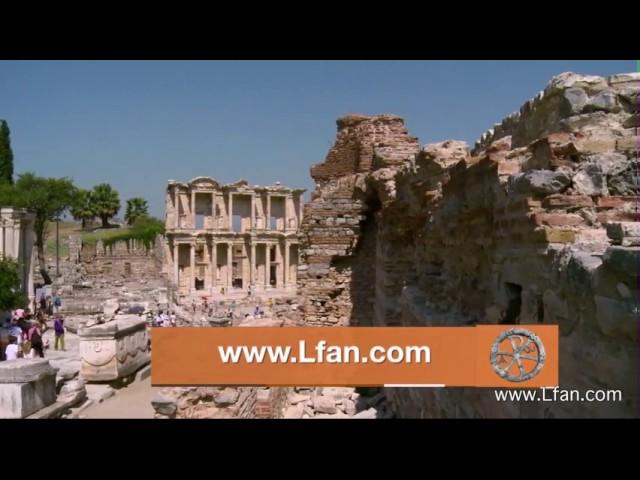 02 كيف أثرت عبادة الإلهة أرطميس على مدينة أفسس؟