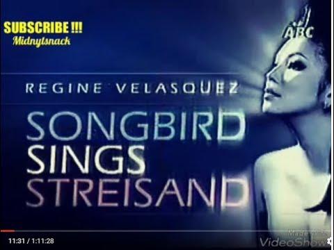 Songbird Sings Streisand (RARE Concert)
