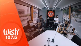 "Mayonnaise performs ""St. Augustine"" LIVE on Wish 107.5 Bus"