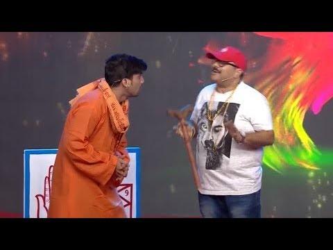 Manoj Tiger As Pandit Best Comedy At Oscar Movies Bhojpuri Sabrang Film Award