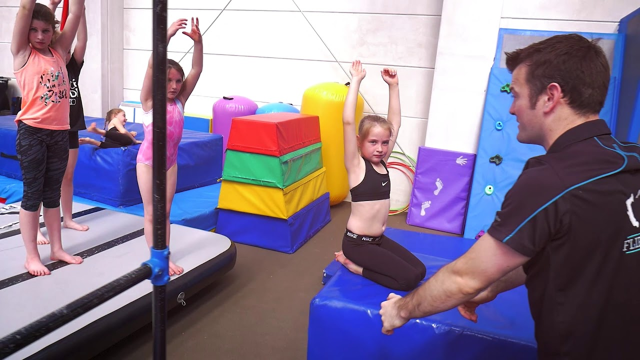Aerial Workshop Flips & Tumbles