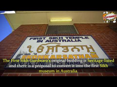 Australia's First Sikh Gurdwara gets a new building  | Latest News