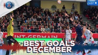 Best Goal - December : Impressive lob on a penalty against Montpellier