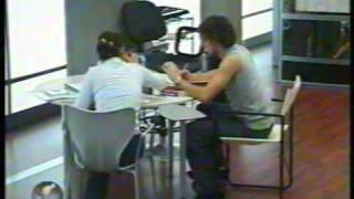 OT 1 David Bisbal y Chenoa como niños