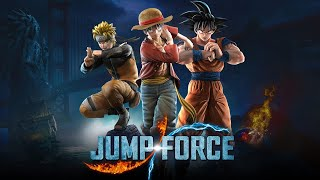 Jump Force Collectors Edition Unboxing