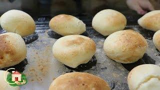 Receita de Pão de Queijo Feito com Batata