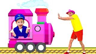 Download lagu أناشيد وأغاني أطفال باللغة العربية   اغاني اطفال ورسوم متحركة   أغنية القطار
