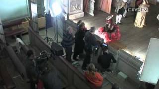 Fantazie Sirael se pro ČT natáčela na zámku