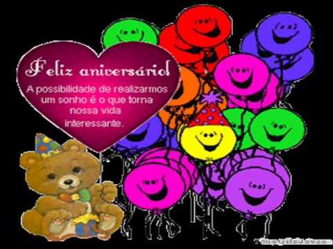 Telemensagem Aniversario De Amiga Voz Fem Cod 023wmv Youtube