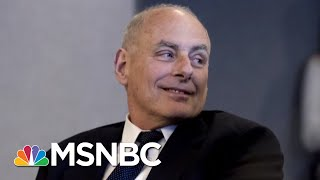 Who Could Serve As President Donald Trump's New Chief Of Staff? | Velshi & Ruhle | MSNBC