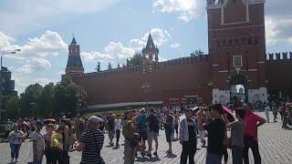 Красная Площадь. Москва