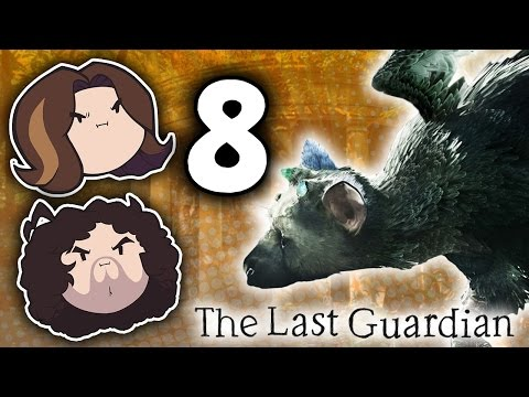 The Last Guardian It's Cool! - PART 8 - Game Grumps