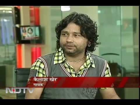 Kailash Kher on his new album