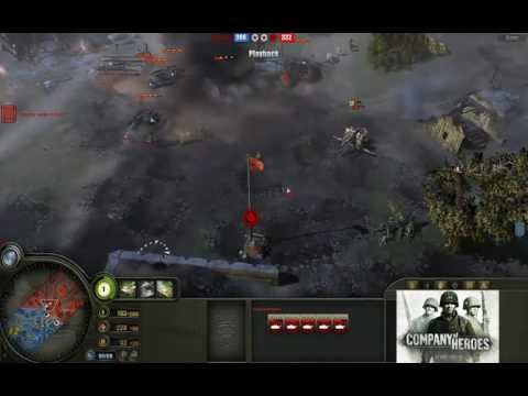 Company of Heroes Vidcast#67 - 2v2, Rails and Metal cu PepitoDisco