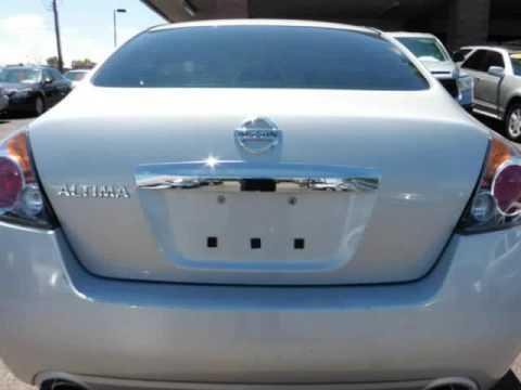 2012 Nissan Altima 4dr CVT 2.5 S  / CLEAN 1-OWNER ARIZONA CARFAX / (Tucson, Arizona)