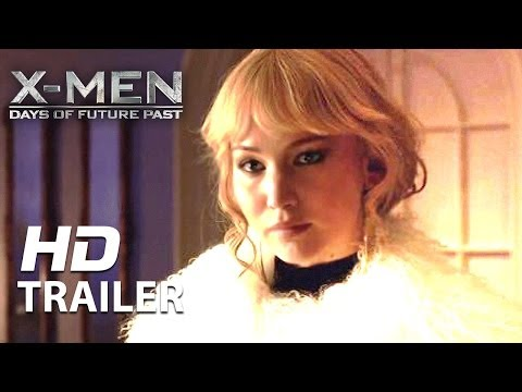 X-Men: Days of Future Past | Official UK #3 HD | 2014