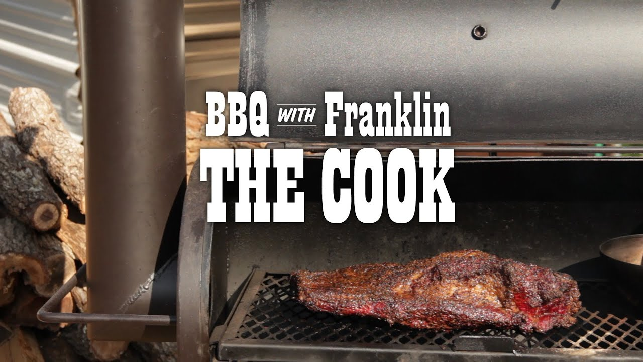 Bbq With Franklin The Cook