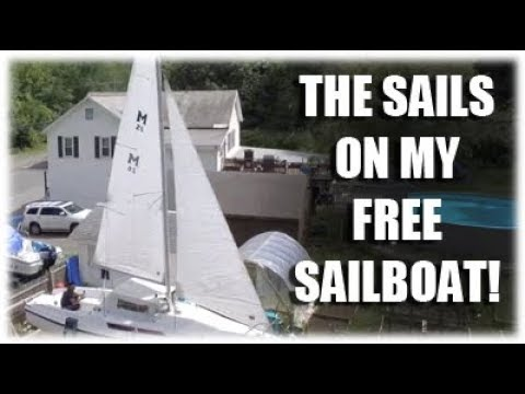 Sails on a Sailboat - (S1E12)