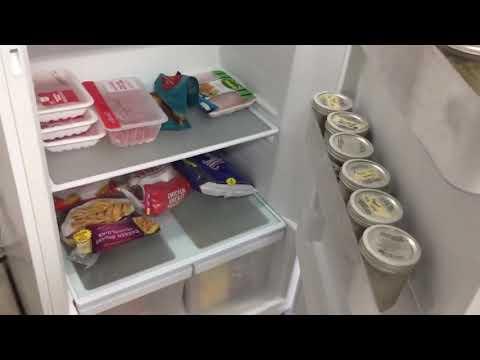GE FUF17DLRWW The best upright freezer Review