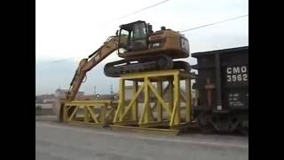 [Explore Agricultural Machinery] #part1 Amazing bobcat tricks, amazing excavator driving skills,