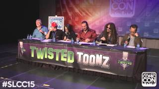 TWISTED TOONZ - Harry Potter @Salt Lake City Comic Con
