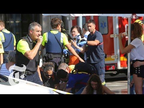 Van Driver Killed 13 in Barcelona Terror Attack