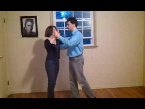 Carmina Polka Dance Lesson 1