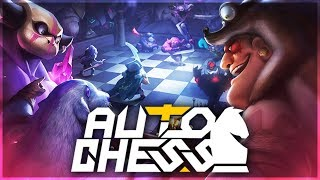 НАСТОЯЩИЕ DOTA ШАХМАТЫ НА ANDROID! - AUTO CHESS MOBILE
