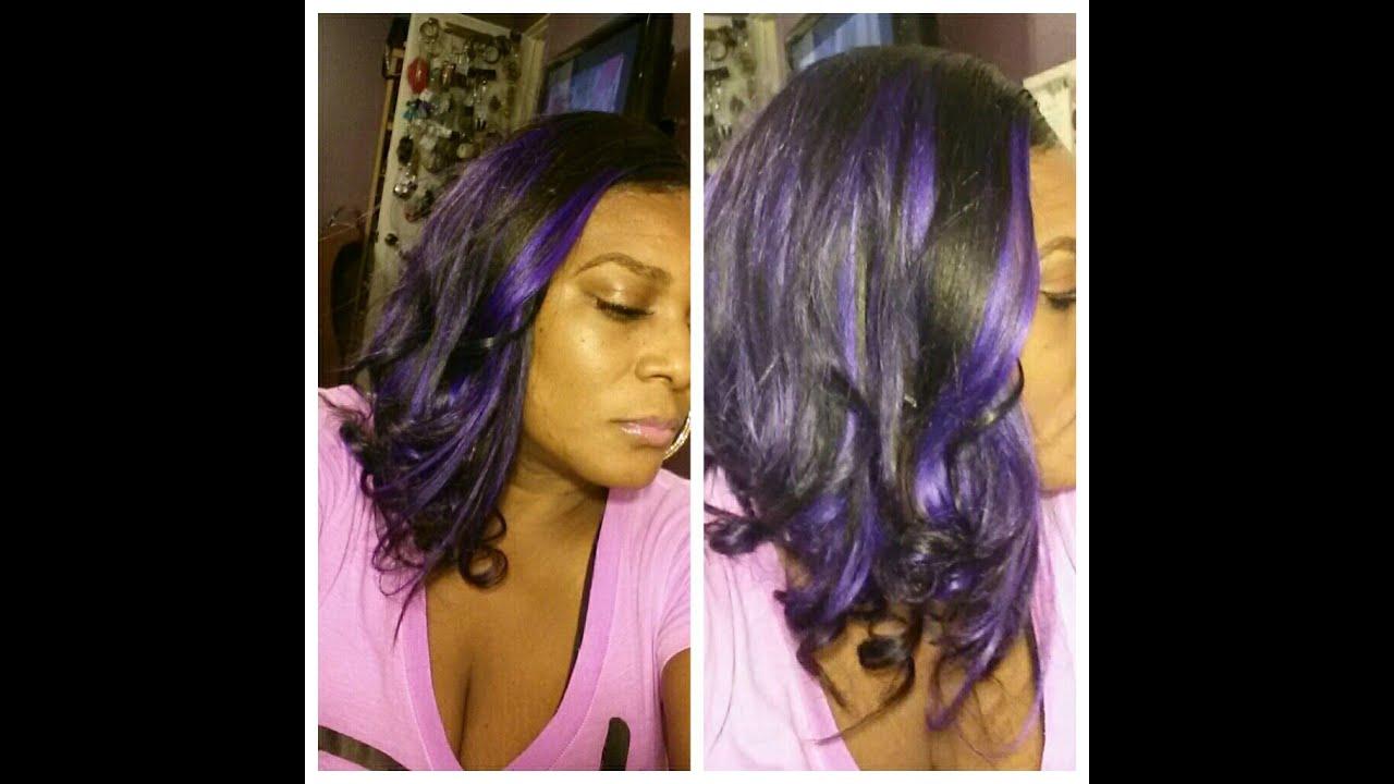 Dark Purple Hair Related Keywords & Suggestions - Dark Purple Hair ...