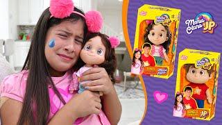 GANHEI O MELHOR PRESENTE SURPRESA DO MUNDO! ❤️ Conheçam os novos Bonecos da Maria Clara e JP
