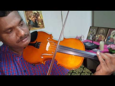 chandra kalabham malayalam song on violin