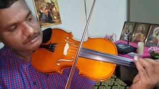 chandra kalabham malayalam song on violin