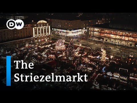 A German Christmas market in Dresden | DW Documentary