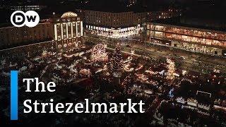 A German Christmas market in Dresden   DW Documentary
