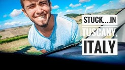 WHAT TRAVELING ITALY BY CAR IS ACTUALLY LIKE!