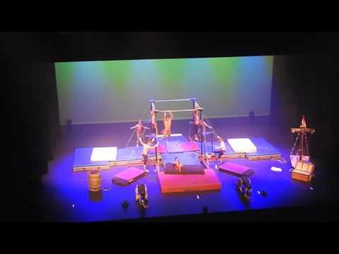 Pirates of Holland Got Tallent (gastoptreden Quattrobar) - Deventer Schouwburg - Dance 2 Show