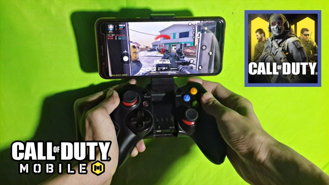 controller support cod mobile