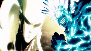 One punch man [AMV] - Saitama Vs Boros Vs All - Louder than words -