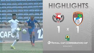 Rangers Int. FC 1-1 FC Nouadhibou   HIGHLIGHTS   Match Day 4   TotalCAFCC