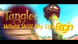Tangled | When Will My Life Begin | Karaoke