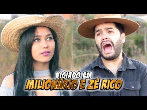 FELIPE PIRES - VICIADO EM MILIONÁRIO E JOSÉ RICO